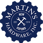 Martin's New Oxford Hardware